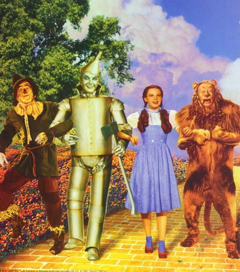 O Magico De Oz The Wizard Of Oz Panorama Brasileiro