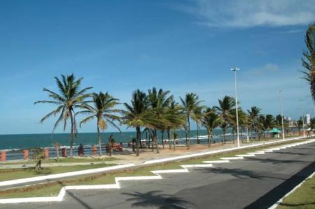 praia natal do meio