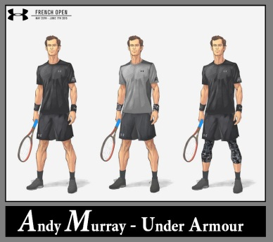 ANDY MURRAY ROLAND