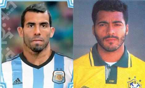Carlitos, o Romárioargentino