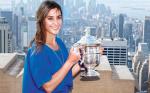 Flavia Pennetta – Campeã do US Open2015