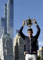 Novak Djokovic – Campeão do US Open2015