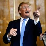 Donald Trump e a piada que perdeu agraça