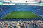 Arena do Grêmio tem contagem regressiva sem prazoinicial