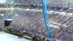 Capacidade da arquibancada da Arena do Grêmio precisa serrediscutida