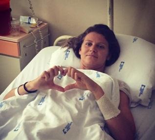 Safarova se recuperando de uma infecção bacteriana