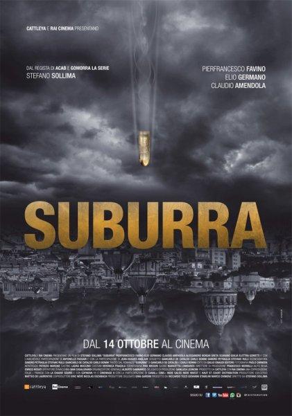 Suburra, 1ª série original do Netflix feita na Itália.