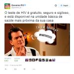 O governo do Rio Grande do Sul e oHIV