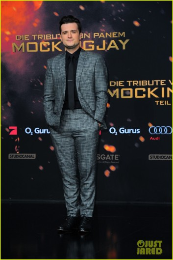 World premiere of 'Die Tribute von Panem - Mockingjay Teil 2 (The Hunger Games - Mockingjay - Part 2)'