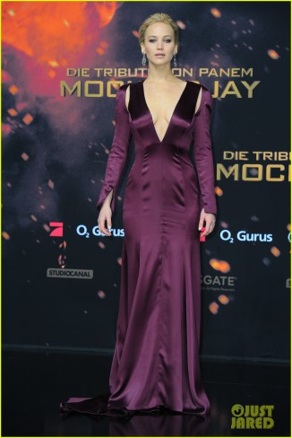 World premiere of 'Die Tribute von Panem - Mockingjay Teil 2 (The Hunger Games - Mockingjay - Part 2)'