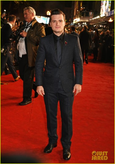 """The Hunger Games: Mockingjay Part 2"" - UK Premiere - VIP Arrivals"