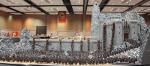 """""""Helm's Deep"""" em Lego: fãs criam a batalha pelo Abismo de Helm com 150 milpeças"""