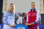 Final da FED Cup – República Tcheca x Rússia – REPÚBLICA TCHECACAMPEÃ