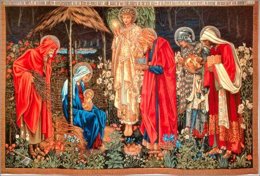 Adoration_of_the_Magi_Tapestry_burne-jones_1886