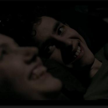 Jakob e Cassie, em Skins