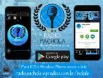 Rádio Pachola inicia suas transmissões hoje, às 21horas