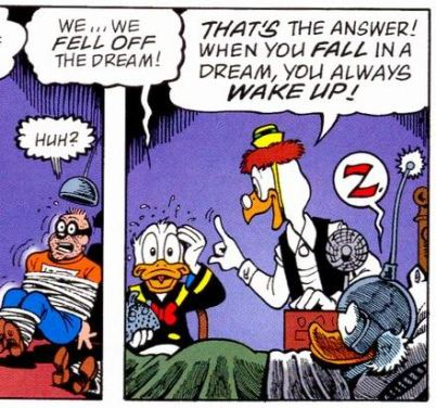 DonaldDuckInception