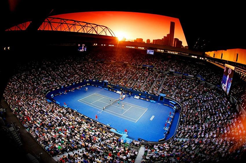 Tabela australian open 2020