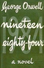 """67 anos de """"1984"""", de GeorgeOrwell"""