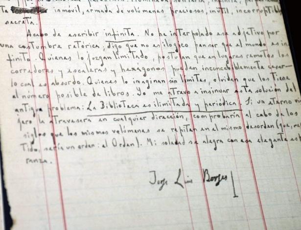 manuscrito-de-a-biblioteca-de-babel-do-argentino-jorge-luis-borges-1473813233282_615x470