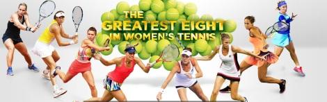 WTA FINALS 2016 –Programação