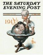 O ano novo em1916