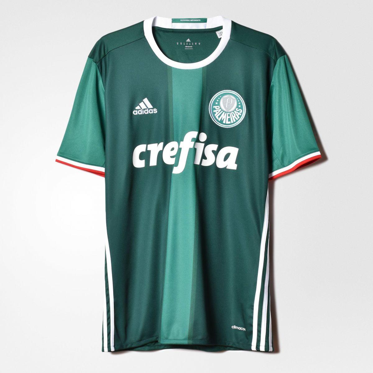 Camisetas dos clubes brasileiros – 2016 2017  9ed8745256548