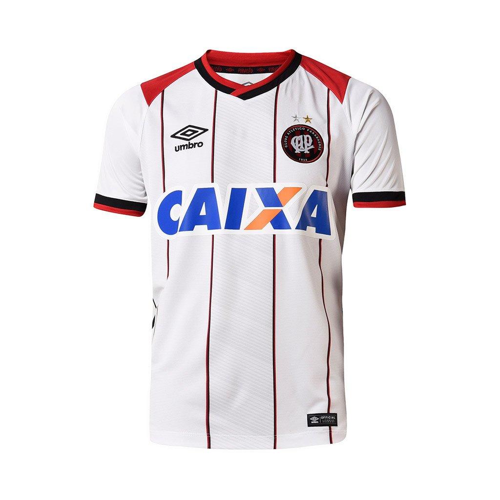 Camisetas dos clubes brasileiros – 2016 2017  787b9fefe2e98