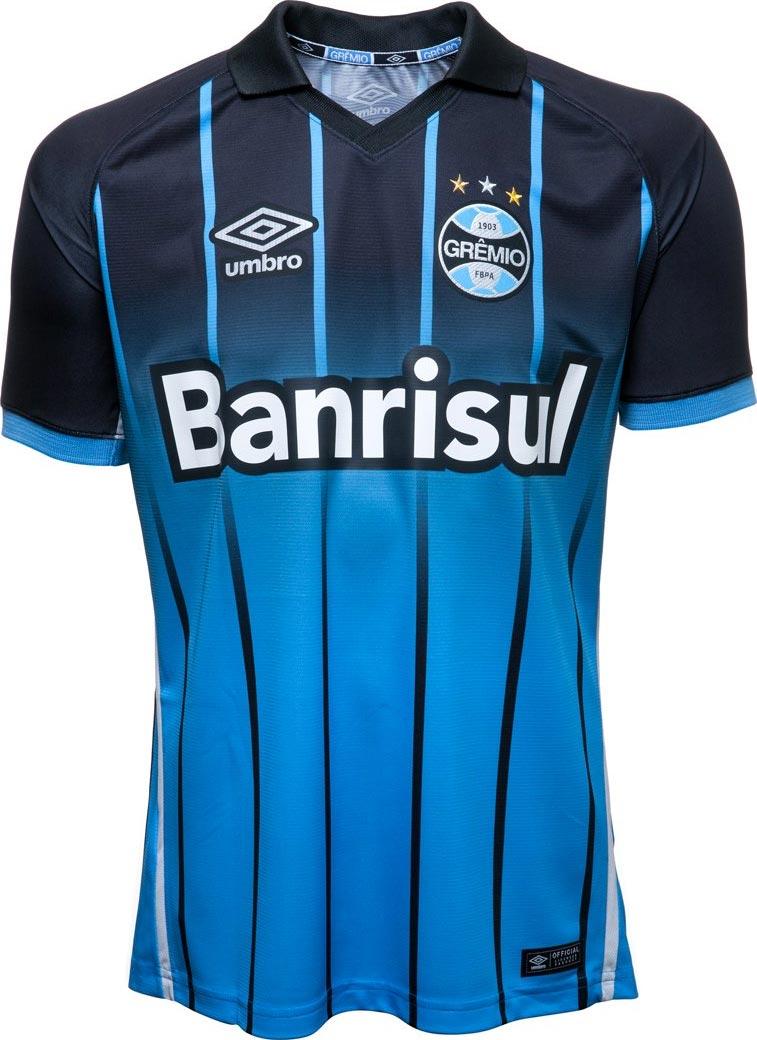 ec07f72bc3 Camisetas dos clubes brasileiros – 2016 2017