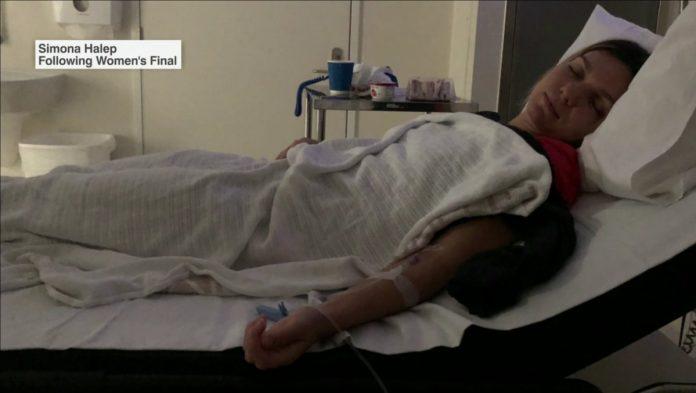 Simona-Halep-hospital-ESPN-696x393
