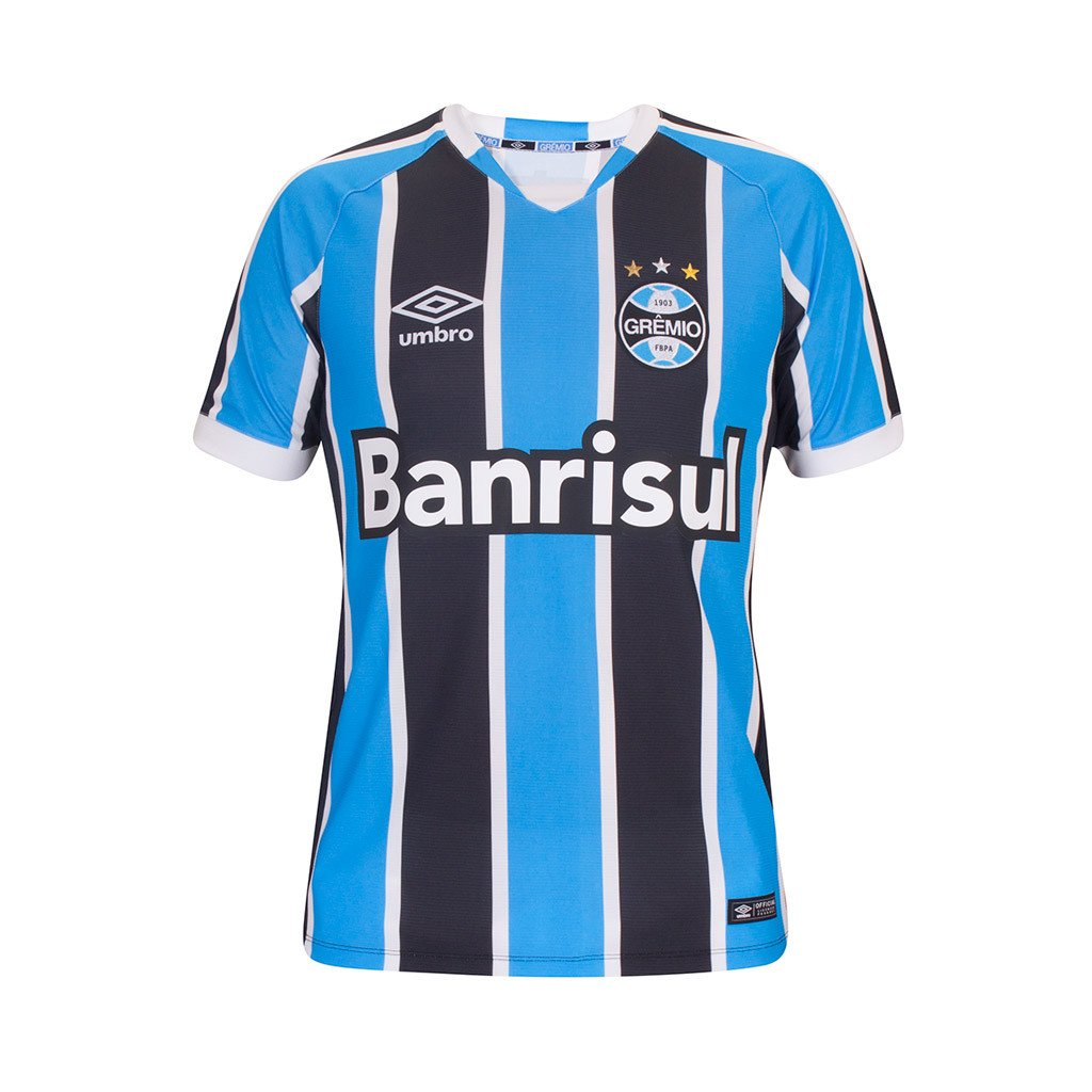 Camisetas dos clubes brasileiros – 2016 2017  0fb729007417b