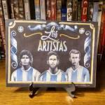 Ranking das Seleções-Argentina