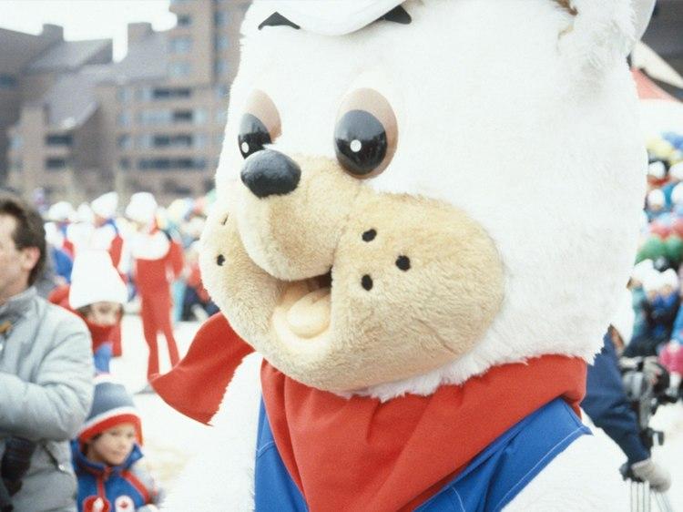 Calgary 1988 Mascot_240577