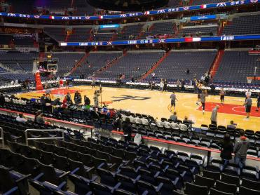 capital-one-arena-section-101-view