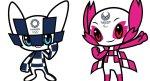 Mascotes das Olimpíadas de Tóquio2020