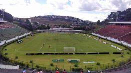 Estádio Mário Helenio 2