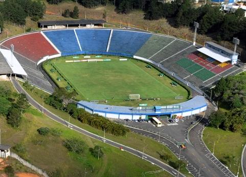 Estádio Mário Helenio