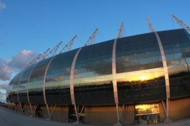 FORTALEZA, CE, BRASIL, 07-03-2014: Arena Castelão. (Foto: Fabio Lima/O POVO)