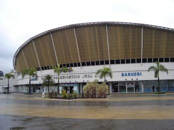 Ginásio José Correa barueri