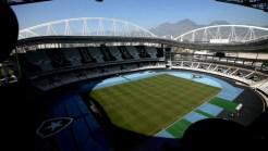 Estadio Nilton Santos. 29 de Junho de 2017, Rio de Janeiro, RJ, Brasil. Foto: Satiro Sodré/SSPress/Botafogo