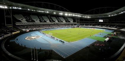 Botafogo x Ponte Preta pelo Campeonato Brasileiro no estadio Nilton Santos. 21 de Maio de 2017, Rio de Janeiro, RJ, Brasil. Foto: Satiro Sodré/SSPress/Botafogo.
