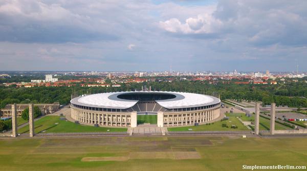 OlympiastadionOlimpicoBerlim