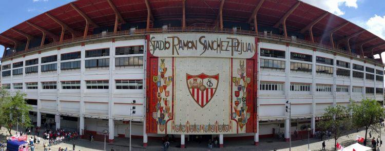SevillaEstádio Ramón Sánchez Pizjuán