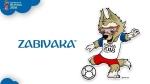 Zabivaka – o lobinho mascote da Copa do Mundo FIFA de2018