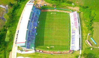 estádio jaguaray