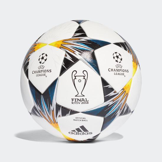 Drops – A bola da final da Champions League 2018  34b9fec71e0b1