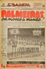 O Mundial do Palmeiras de1951