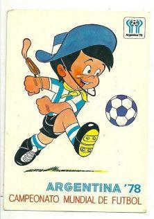 Gauchito Mundialito 1978 2