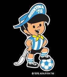 Gauchito Mundialito 1978 3
