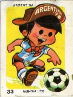 Gauchito Mundialito 1978